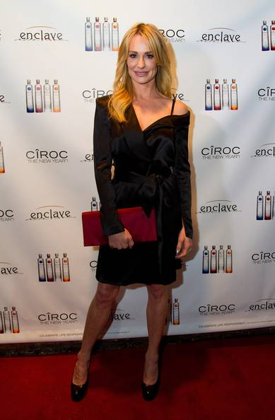 Taylor Armstrong Hosts CîROC The New Year