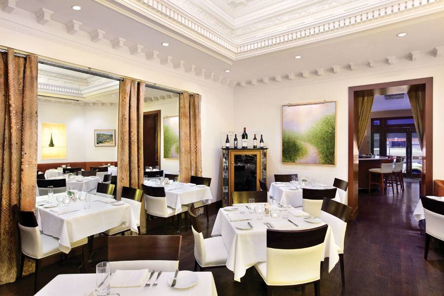 Triomphe Dining Room View 2