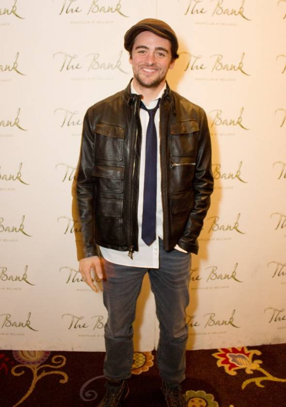 Haute Event: Vincent Piazza Hosts a '20s Party at The Bank