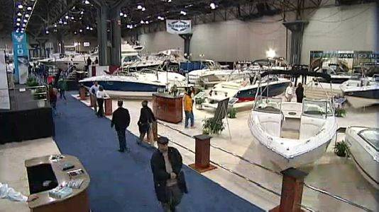New York Boat Show Starts Jan. 4