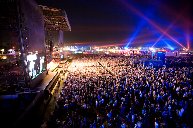 Coachella 2012 Lineup Includes Radiohead, Dr. Dre and Snoop Dogg