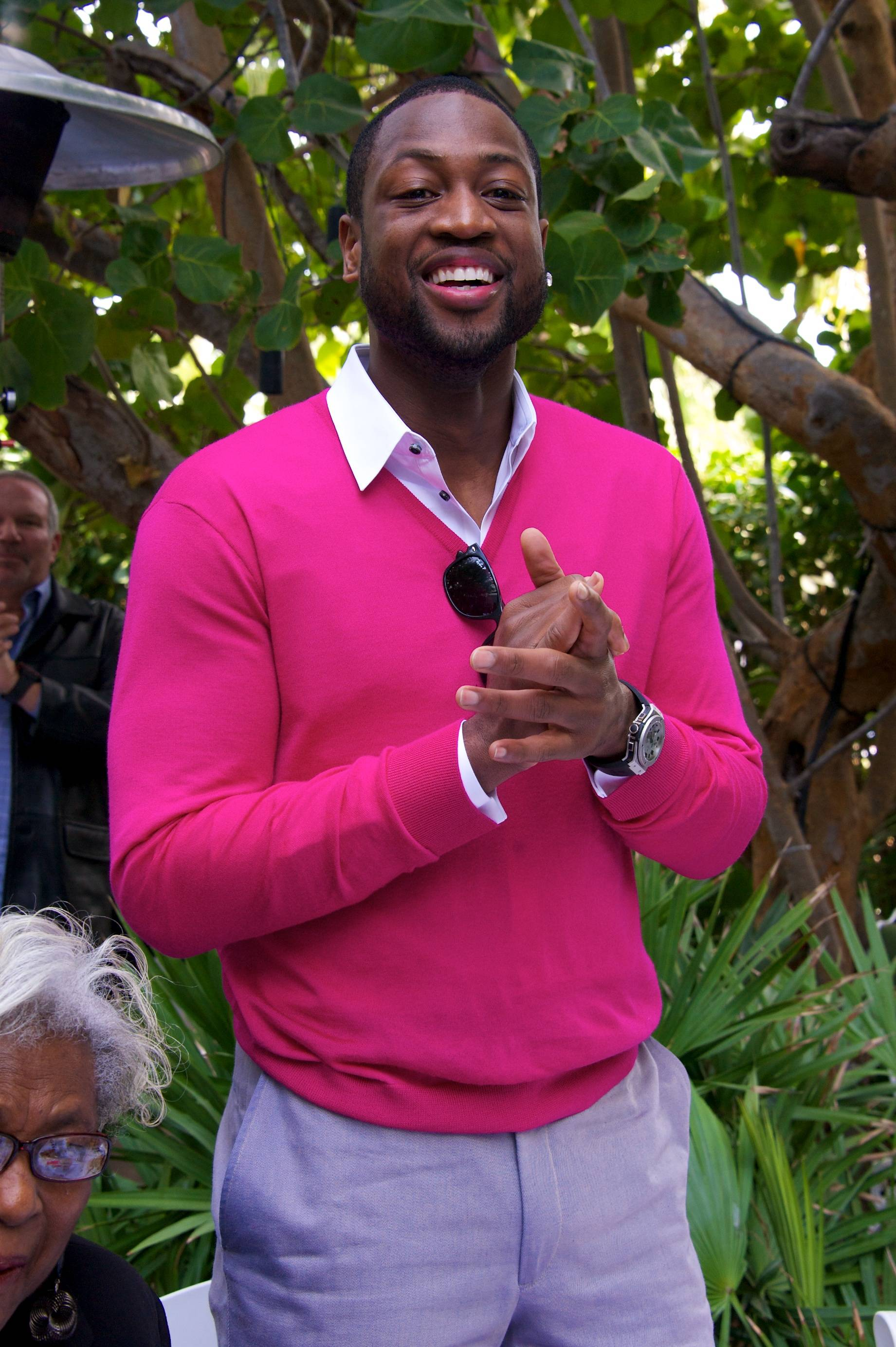 Dwyane Wade's BIG Surprise at W SoBe