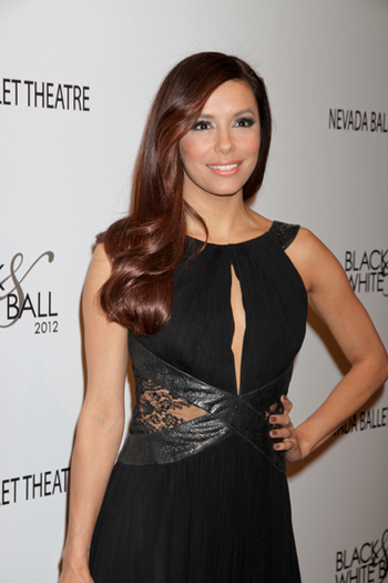 Haute 100 Los Angeles Update: Eva Longoria Awarded 'Woman of the Year' by the Nevada Ballet Theatre
