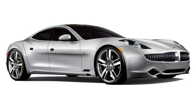 Harrods Welcomes a $102,000 2012 Electric Fisker Karma