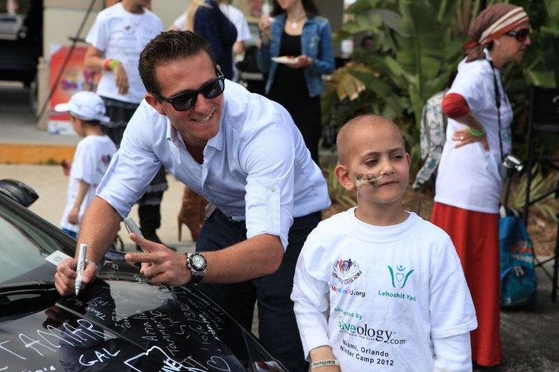 Haute 100 Miami Update: Brett David's First Ride 2 Revive Charity Event