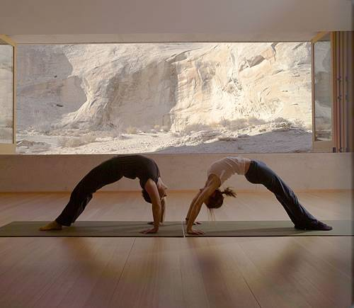 Amangiri Resort to Host the Ultimate Yoga Retreat