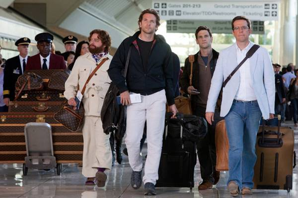 Louis Vuitton Sues Warner Bros Over Hangover II Line