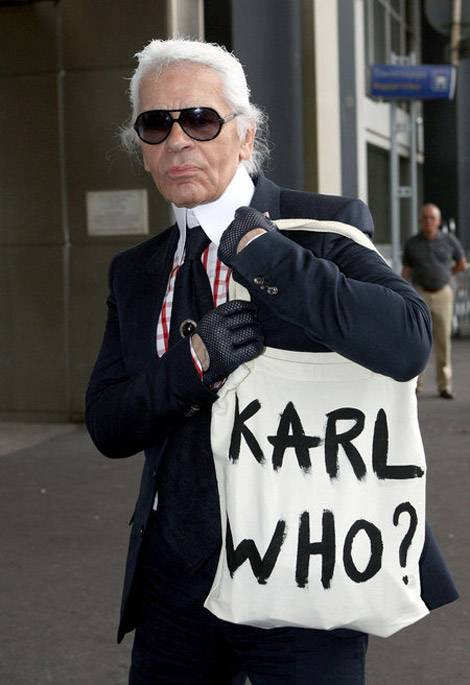 KARL by Karl Lagerfeld debuts tomorrow on Net-a-Porter and with 5 Pop-ups Worldwide, Incuding NYC