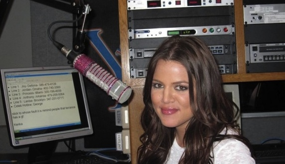 Haute 100 Los Angeles Update: Khloe Kardashian Debuts Dallas Radio Show