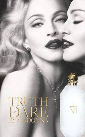 Madonna Launches New Fragrance: Truth or Dare