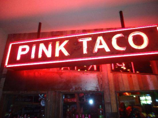 Pink Taco Set to Open in March on W. Sunset