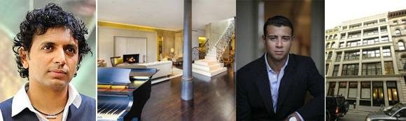 Film Director M. Night Shyamalan Sold Tribeca Penthouse