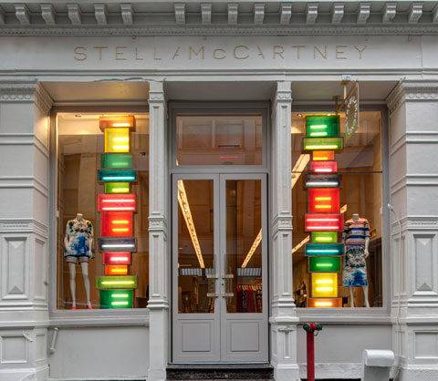 Stella McCartney Opens Doors to New Soho Store