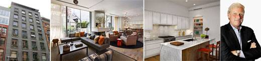 Tommy Hilfiger CEO Buys New Condo on Bond Street