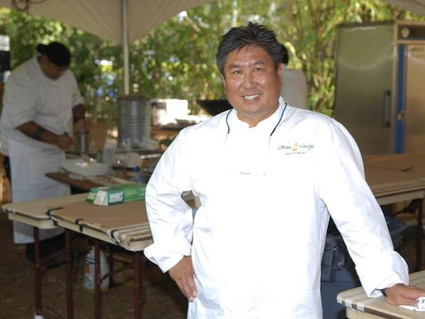 Alan Wong's Restaurant Opening Soon at Grand Wailea