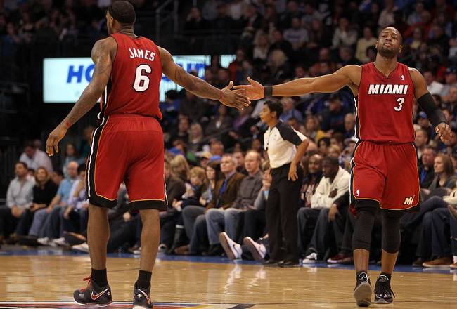 Haute 100 Miami Update: Dwyane Wade and LeBron James Announced as Starters in NBA All-Star Game