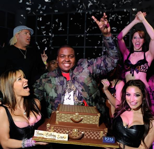 Haute Event: Sean Kingston Turns 22 at RPM Nightclub