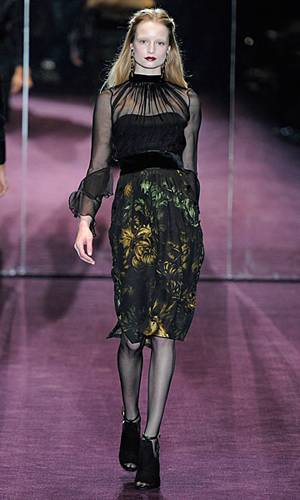 Milan Fashion Week Report: Gucci Autumn/Winter 2012 Collection