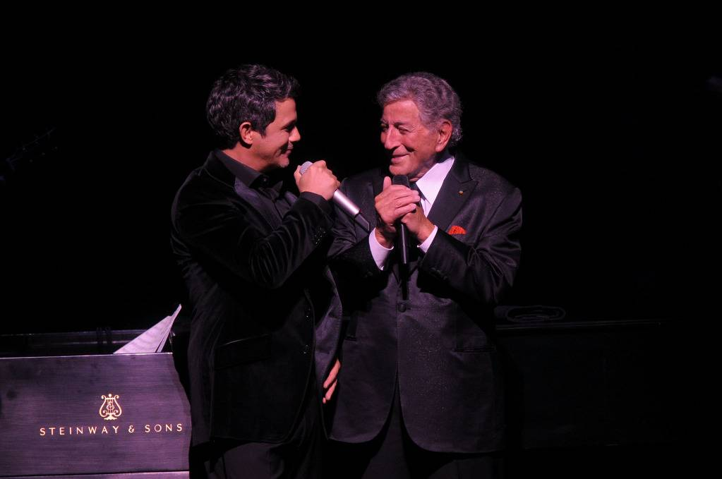 Tony Bennett to Host All-Star Tennis Event and Benefit Gala