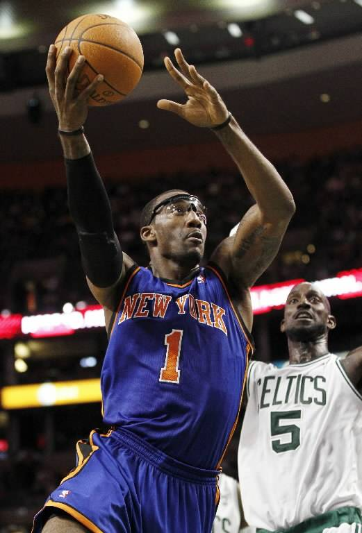 Haute 100 New York Update: Amar'e Stoudemire Returns Tonight