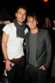 Andrew Pollard and Mark Foster