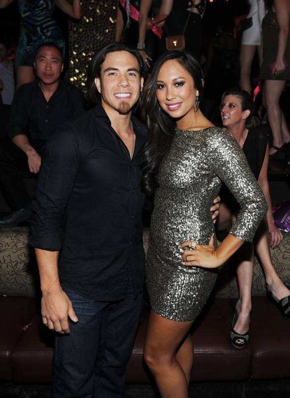 Haute Event: Cheryl Burke at Tao; Newt Gingrich and MC Hammer at Lavo