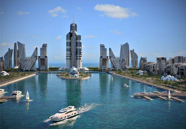Azerbaijan Joins Effort to Build World's Tallest Building