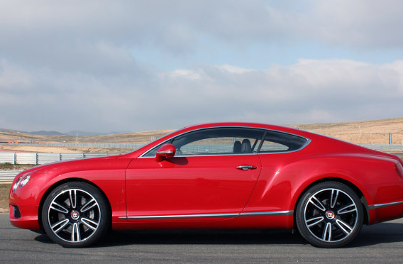 Haute Auto: 2013 Bentley Continental GT V8