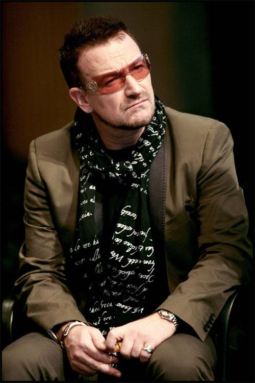 U2 Rocker Bono Set to Become Facebook Billionaire