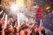 World-renowned hip hop artist Busta Rhymes performs at Marquee Nightclub.