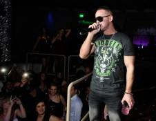 "Television personality Mike ""The Situation"" Sorrentino"