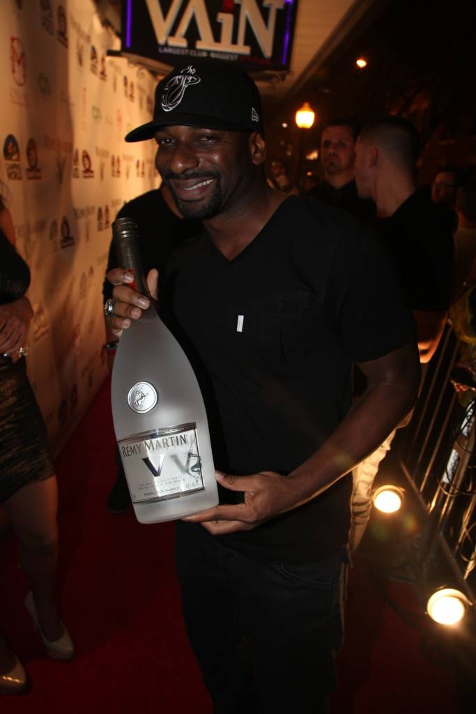 DJ IRIE and REMY MARTIN V Kickoff  Event for NBA All Star with Dwyane Wade