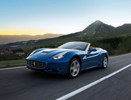 Haute Auto: Geneva Debut for Lighter, more Powerful Ferrari California