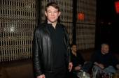 Forrest Griffin at his pre-fight party at Lavo Nightclub.