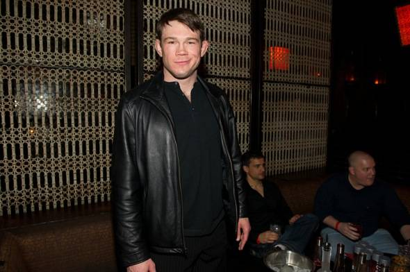 Forrest Griffin at LAVO2