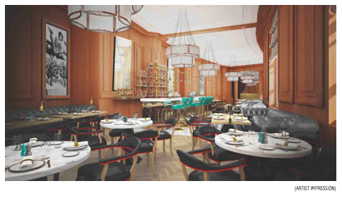 The Very English Gillray's Steakhouse & Bar to Open in March