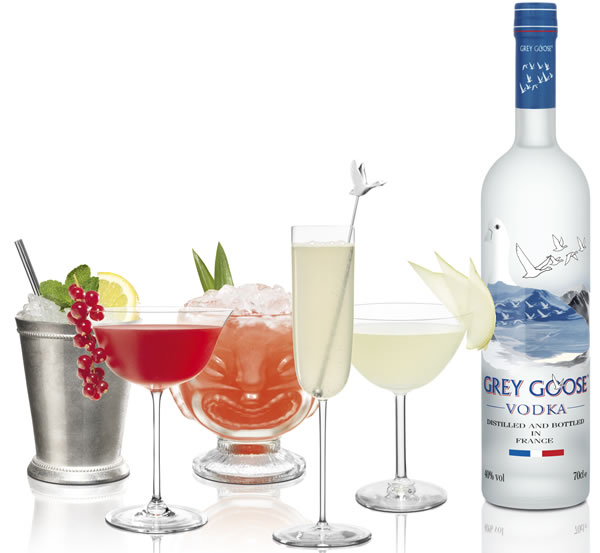 Get Loose With Grey Goose Oscar Inspired Cocktails