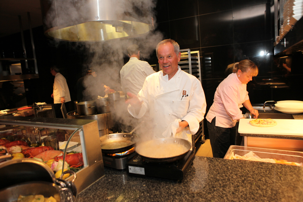 Haute 100 Los Angeles Update: Wolfgang Puck to be Honored with Lifetime Achievement Award