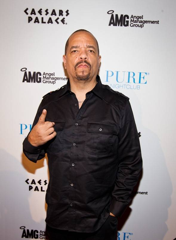 Ice T_PURE Red Carpet