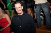 Kevin Dillon at Hyde Bellagio for Wilmer Valderrama's 32nd birthday.