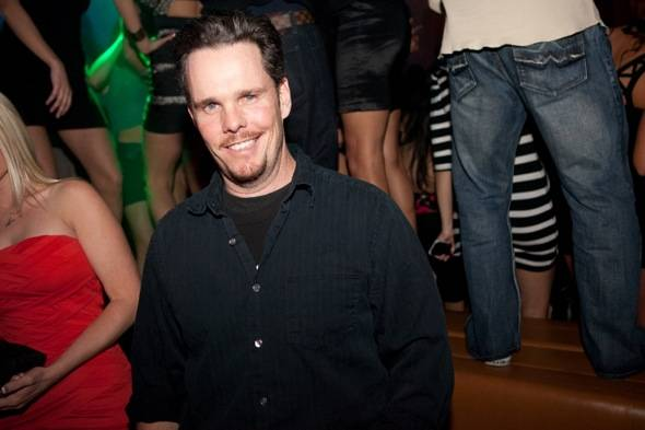 Kevin Dillon at Hyde Bellagio for Wilmer Valderrama's 32nd Birthday