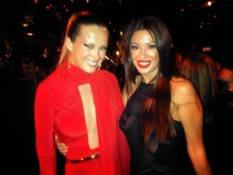 Photo: Petra Nemcova and Monika Jakisic