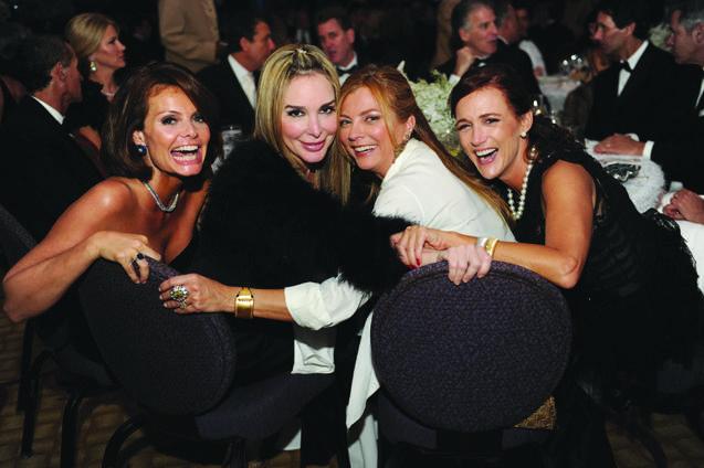 Lydia Touzet, Marysol Patton, Carol Seikaly, & Maria Lowe