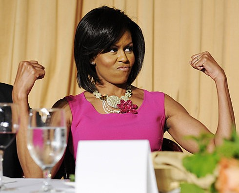 Michelle Obama Helps to Boost Agent Provocateur Sales