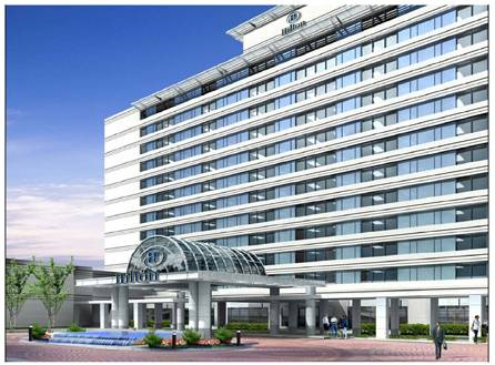 Hilton Hotels & Resorts Opens in JFK