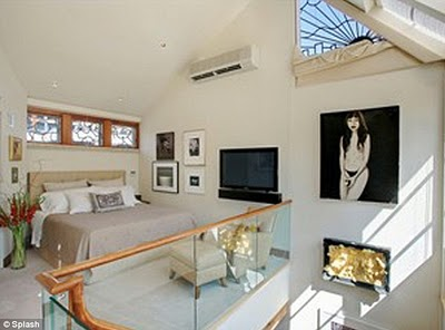 Not bad for a crash pad! Inside Katy Perry and Russell Brand's new $2