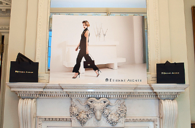 Haute Event: Etienne Aigner Fall/Winter 2012 Press Preview