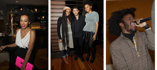 Haute Event: Ciroc Sponsors Private Dinner Hosted by Gen Art With Solange Knowles
