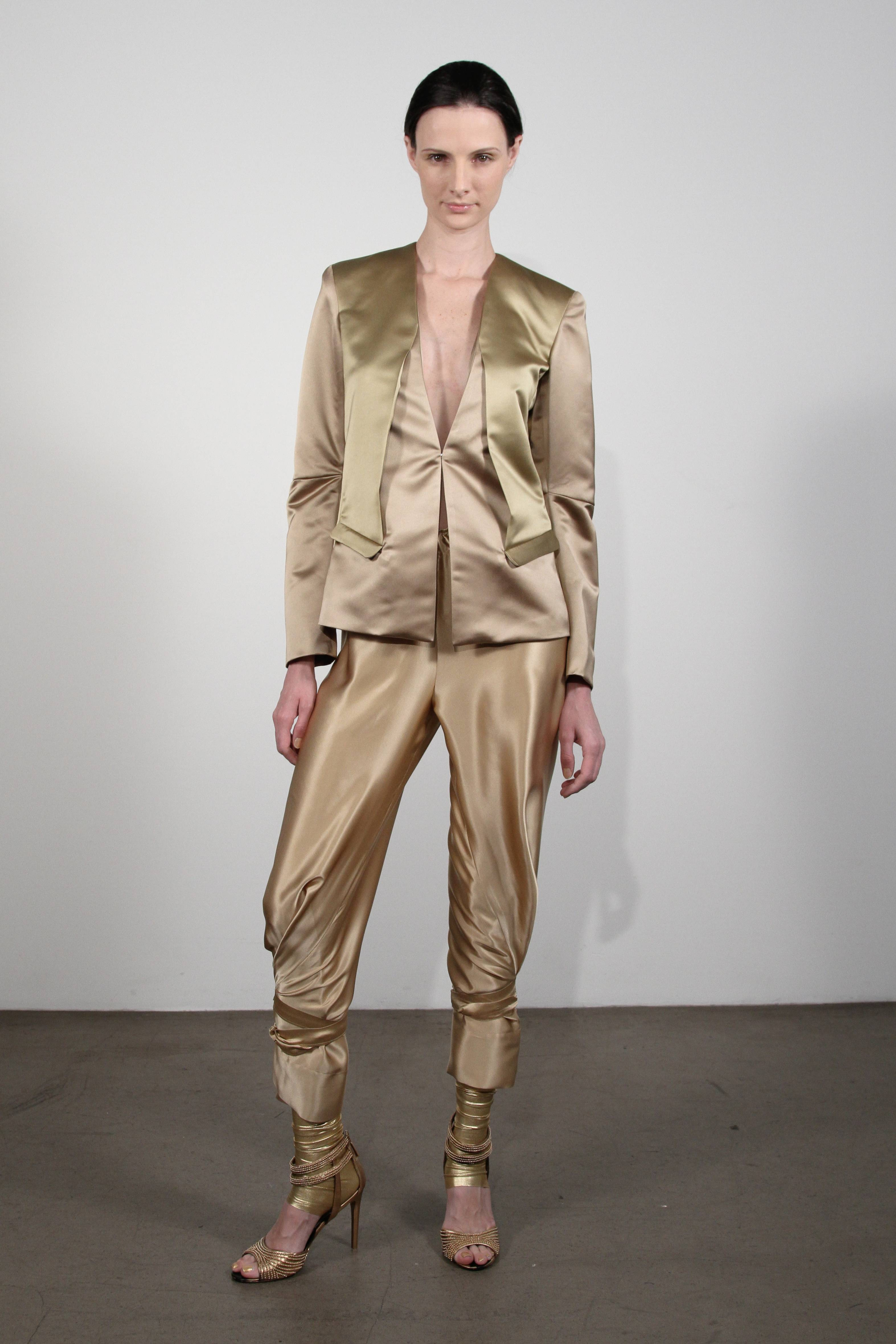 New York Fashion Week: Rubin & Chapelle's Midas Touch