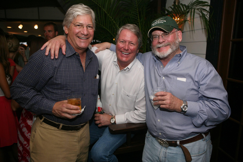 Robert Lipman, Craig Duke, & Peter von Gontard